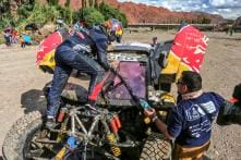 Dakar 2017: Stage Six Oruro-La Paz Cancelled Due to Extreme Weather Conditions
