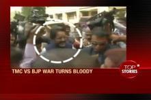 News360: TMC Ransacks BJP's Kolkata Office After Sudip Bandyopadhyay's Arrest