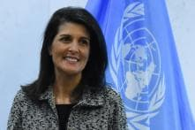 Nikki Haley Defends Trump Travel Ban