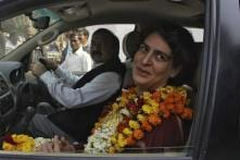 Priyanka is a Star Campaigner in UP, But Will Play a Backroom Role