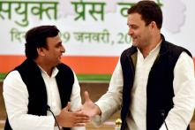 Congress Returns the Favour, Leaves Seven Seats for SP-BSP-RLD Alliance in Uttar Pradesh