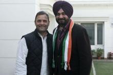 Amid Row Over Pakistan Visit, Sidhu Says 'Captain' Rahul Gandhi Sent Him for Kartarpur Ceremony