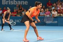 Australian Open 2017: Mirza, Bopanna Enter Mixed Doubles Second Round