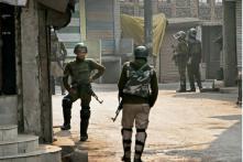 Curfew in Kashmir Enters Day 2 After Sabzar Bhat Encounter