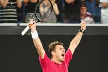 Australian Open 2017: Stan Wawrinka Survives Scare to Reach Second Round
