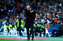 Zinedine Zidane Delight as Big Victory Sets Real Madrid Up for European Crunch