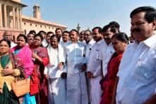 AIADMK Power Struggle Resonates in Parliament