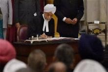 Courts Don't Delay, Says CJI, Asks Govt to Cut Litigations
