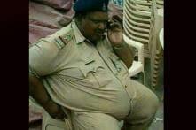 Mumbai Hospital Staffer Meets Obese Policeman Who Was Mocked by Shobhaa De