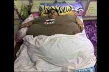 500Kg Egyptian Woman Reaches Mumbai For Weight Loss Treatment