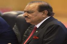 Pakistan President Finally Gets Licence to Drive in Islamabad