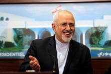 Iranian FM Javad Zarif Arrives in Baghdad to Meet With Iraq Officials