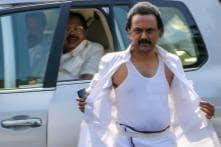 TN Trust Vote: MK Stalin Leaves For Delhi to Meet President