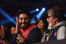 Abhishek Bachchan To Appear On KBC For Noble Cause