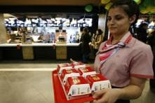In Russia, McDonald's 'Golden Arches' Have a Russian Shine