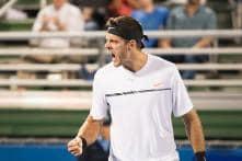 Roger Federer's Winning Streak Halted by del Potro at Indian Wells