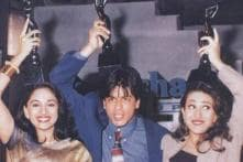 20 Years of DTPH: This Film's Making Videos Featuring SRK, Madhuri and Karisma Are a Treat