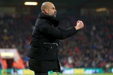 Pep Guardiola in New Territory With English Title Fight
