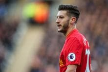 Thigh Injury Rules Adam Lallana Out of Action for Couple of Months