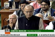Amid Opposition Protests, Union Budget 2017 Presented