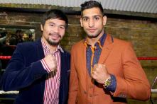 Manny Pacquiao to Fight Britain's Amir Khan in 'Super Fight'