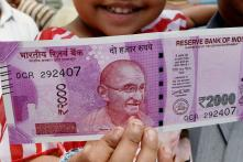 'Scanned' Rs 2,000 Note found in UP ATM 'Loses Colour'