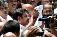 Dinakaran Removes CM Palaniswami from AIADMK District Secretary Post