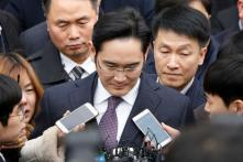 Samsung Group Chief Jay Y Lee Indicted for Bribery Charges