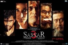 Sarkar 3 First Look: Amitabh Bachchan Is Back As Subhash Nagre in RGV's Film