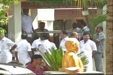 AIADMK MLAs Refuse To Leave Golden Bay Resort till Governor Calls Them