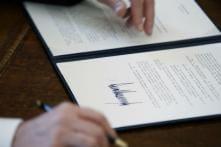Donald Trump Pledges Biggest Tax Cuts Ever as Senate Paves Way