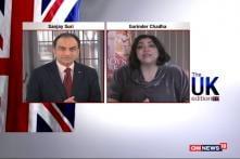 UK Edition 2.0, Episode-27, CNN-News18's Sanjay Suri Talks To Gurinder Chada On Her New Film Viceroy's House