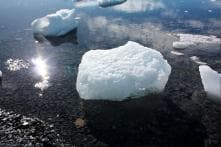 One Trillion Tonne Iceberg Breaks Off Antarctica, Poses Hazard For Ships