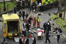 London Terror Attack: Shooting Outside UK Parliament Leaves 1 Killed, Dozen Injured
