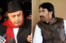 National Conference, Congress Join Hands to Contest Kashmir Bypolls