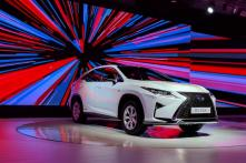 Lexus Studying Possibility of Setting Up Assemble Plant in India