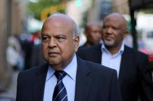 South African Finance Minister Sacked in Shock Reshuffle