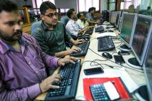 Sensex Retreats From Record Level, Plunges by 300 Points
