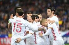 Spain Rediscover Style for New World Cup Challenge