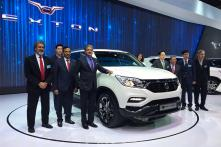 Mahindra Hikes Stake in Ssangyong Motor to 74.65 Percent, Picks Shares Worth Rs 316 Crore