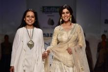 AIFW 2017: Anju Modi Recalls Designing For Bhansali's Bajirao Mastani