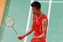Olympic Champion Chen Long Crashes Out of All England Championship