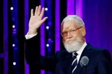 I'd be Exhausted: David Letterman on Interviewing Donald Trump
