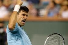 Djokovic Beats Sousa in Straight Sets at Paris Masters