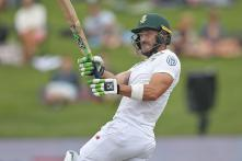 Du Plessis Confirmed as Test Captain for Series Against India