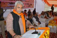 Manoj Sinha, Tipped to be Next Uttar Pradesh CM, is a Man Without Enemies
