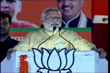 Narendra Modi Live: PM to Address a Rally in Surat
