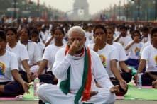 All Set for Yoga Day, PM Modi to Lead 55,000 Enthusiasts in Dehradun