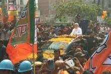 PM Modi in Varanasi, BJP Says its Posters 'Selectively' Pulled Down