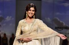 AIFW 2017: I Was Born With Love For Saris, Says Sakshi Tanwar